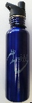 Custom printed metal water bottle
